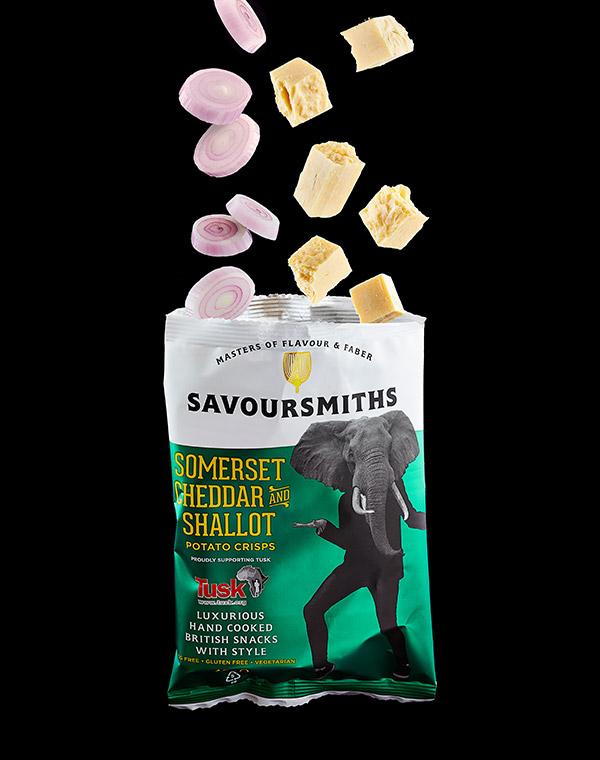 Somerset Cheddar  & Shallot