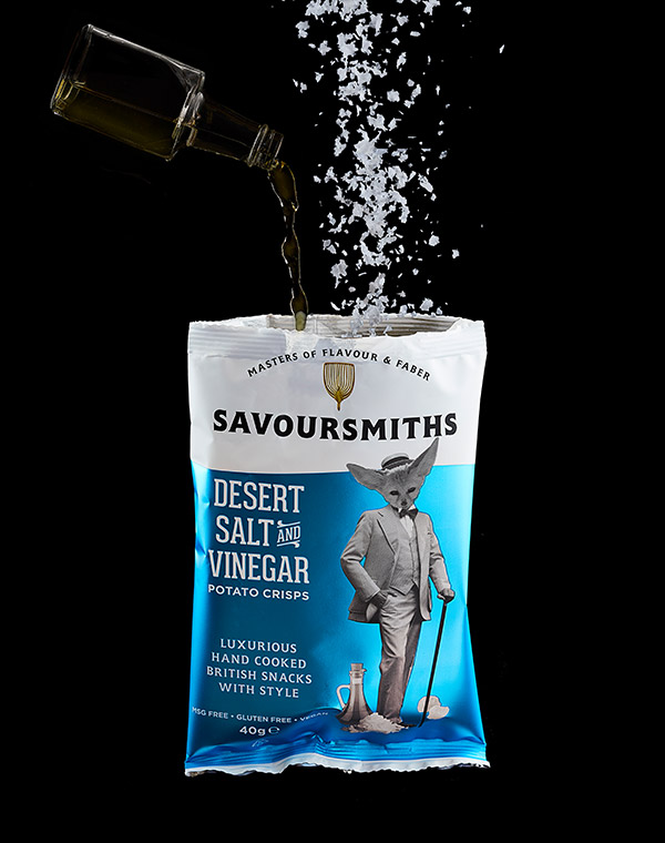 Desert Salt & Vinegar